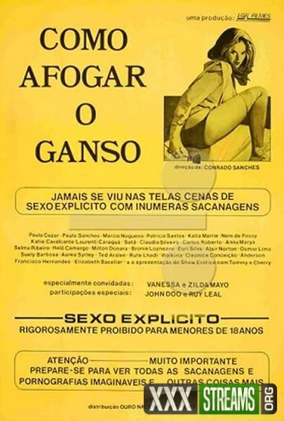 Como Afogar o Ganso (1981/VHSRip)