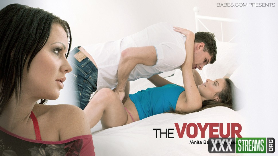 Anita Bellini, Nia Black - The Voyeur (Babes)