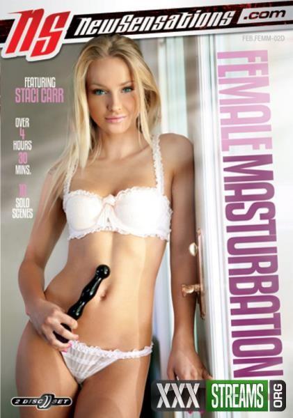 Female Masturbation 2 (2017/DVDRip)