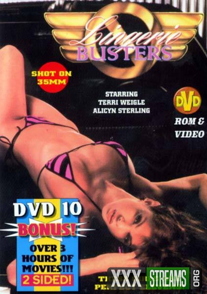 Lingerie Busters (1992/DVDRip)