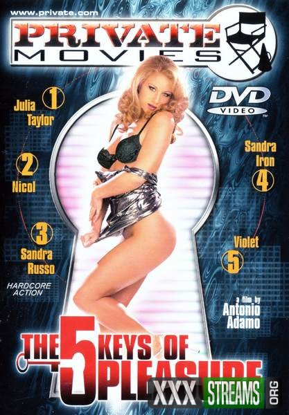 Private Movies 6 - The 5 Keys Of Pleasure (2000/DVDRip)