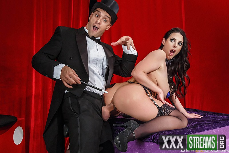 Angela White - The Magicians Ass-istant (BigButtsLikeItBig/Brazzers/2017/SD)