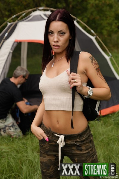 Shana Lane, Criss Simon - Camping X-treme 3 (2017/QuebecProductions/1080p)