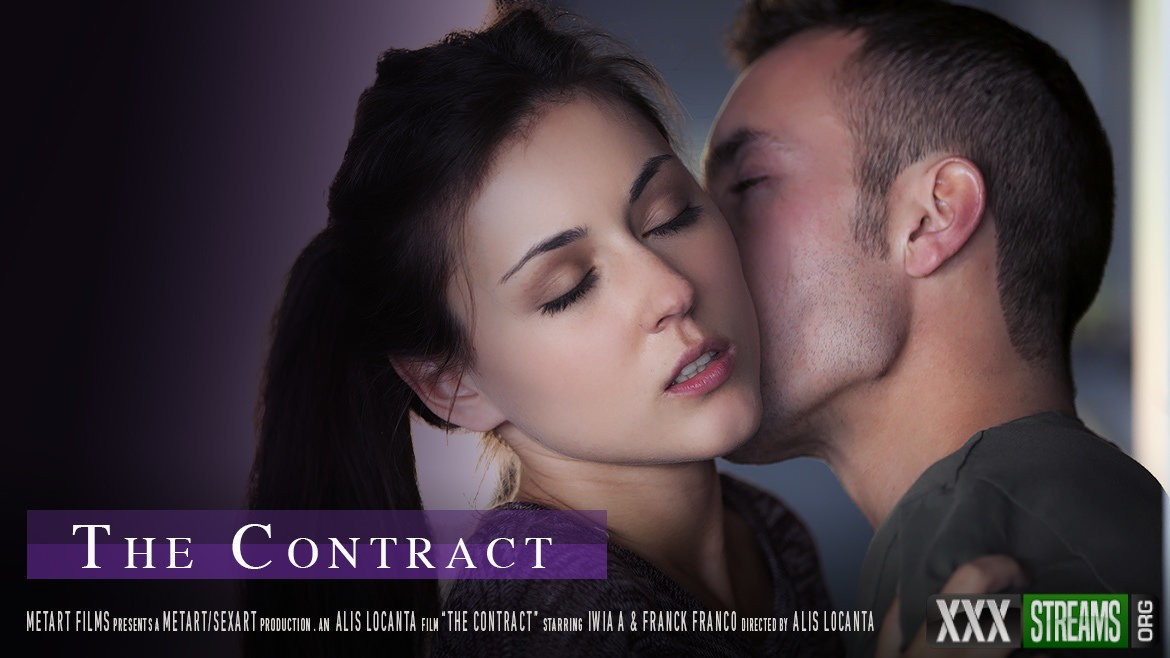 Iwia - The Contract (SexArt/MetArt)