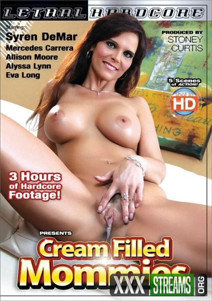 Cream Filled Mommies (2017/WEBRip/HD)