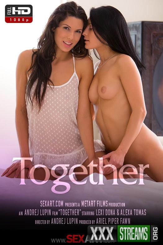 Alexa Tomas, Lexie Dona - Together (SexArt/MetArt)