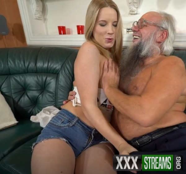 Kiara Night - Bang Me Grandpa (2017/GrandpasFuckTeens/21Sextury/SD)