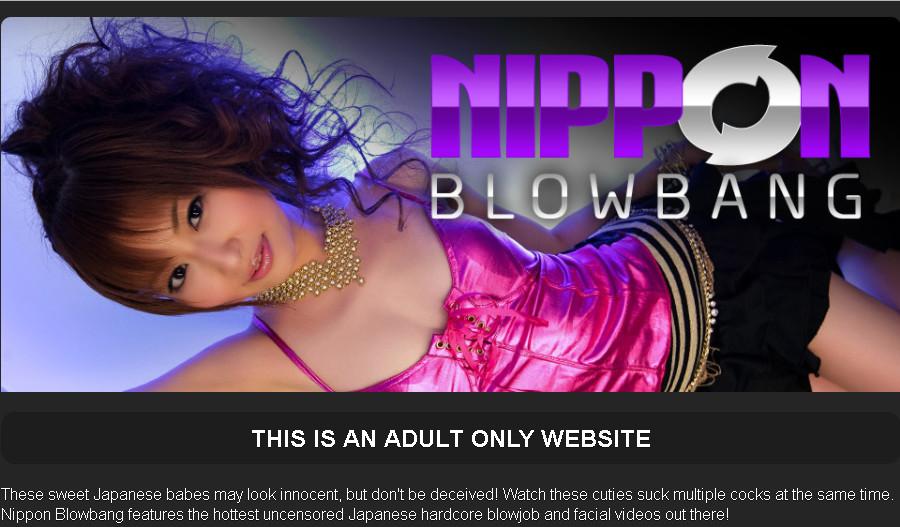 Nipponblowbang SiteRip / Porn Stars / 16 vids