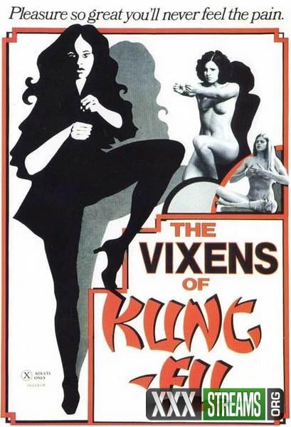 The Vixens of Kung Fu A Tale of Yin Yang (1975/DVDRip)