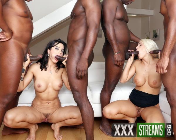 Blanche Bradburry, Ninel Mojado - More Sex For Two Desperate Bitches Part 2 IV0133 (2017/LegalPorno/SD)