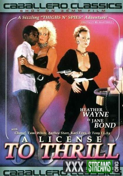 License To Thrill (1985/DVDRip)