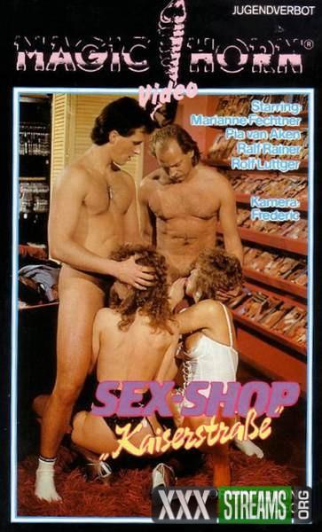 Sex shop Kaiserstrasse (1990/DVDRip)