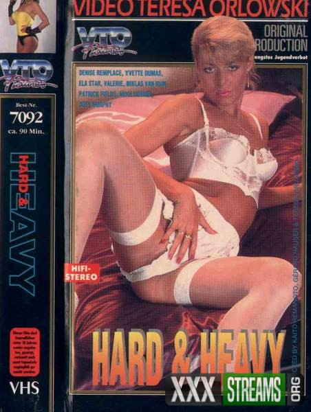 Hard and Heavy (1991/DVDRip)