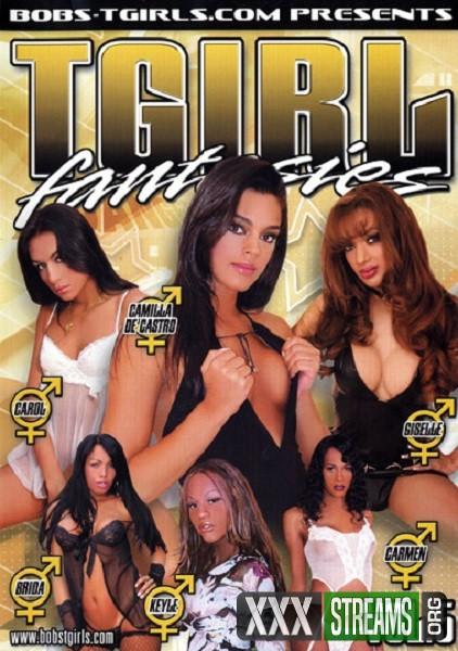 TGirl Fantasies 5 (2004/DVDRip)
