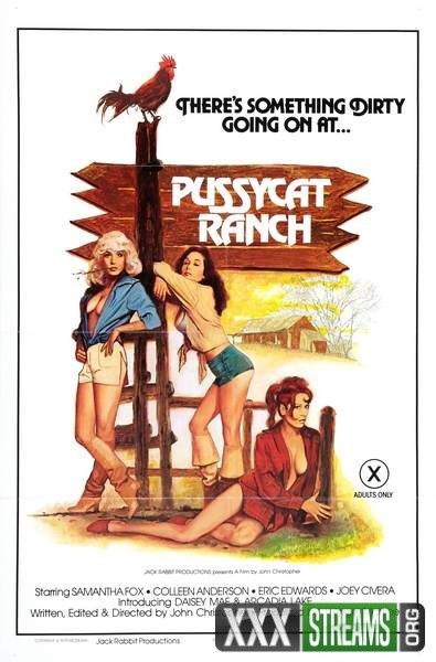 Pussycat Ranch (1978/VHSRip)