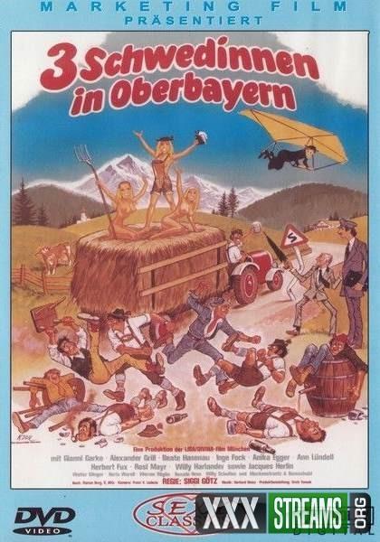 Drei Schwedinnen in Oberbayern (1977/DVDRip)