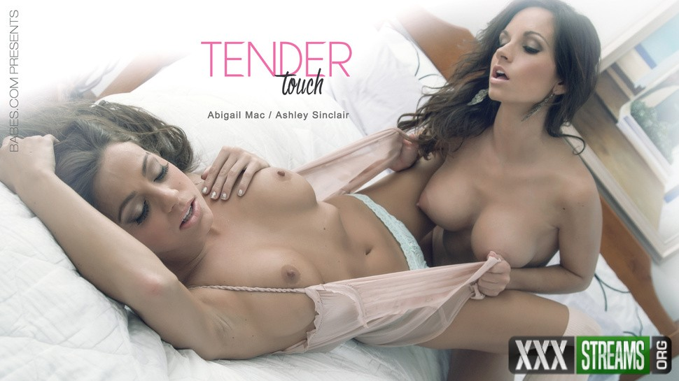 Ashley Sinclair, Abigail Mac - Tender Touch (Babes)