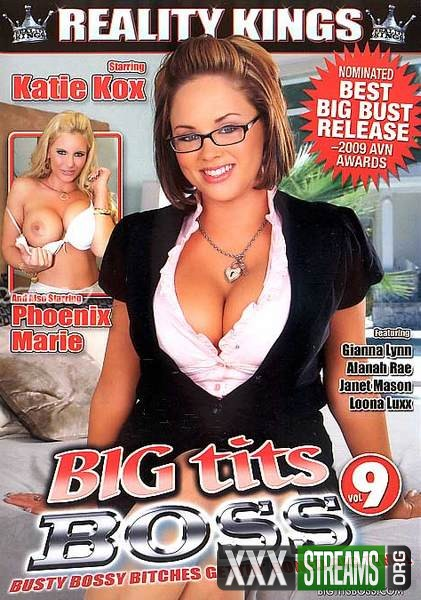 Big Tits Boss 9 (2009/DVDRip)