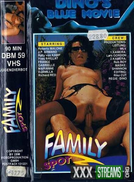 Family Spot (1987/VHSRip)
