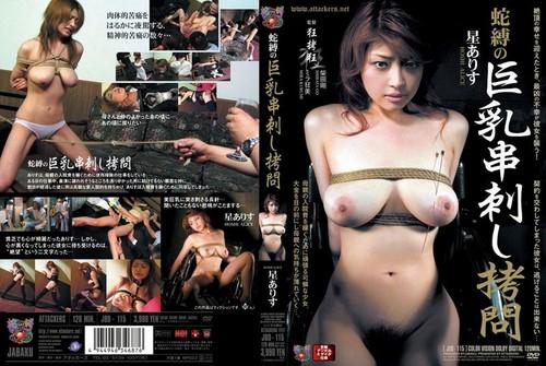 JBD-115 蛇縛の巨乳串刺し拷問 Big Tits SM Bondage