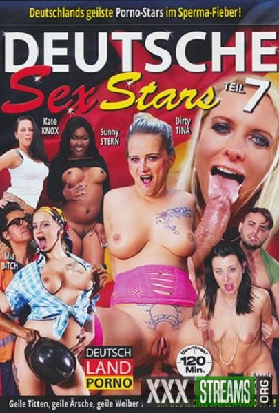 Deutsche Sex Stars 7 (2017/DVDRip)