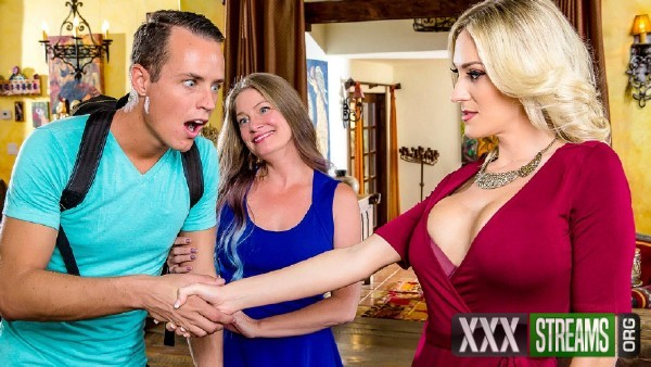 Blake Morgan - My Moms Best Friend (2017/DigitalPlayground/SD)