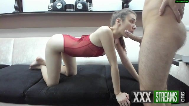 Jenny aka Jasmine and Nick Newest Camshow - Cum in Mouth