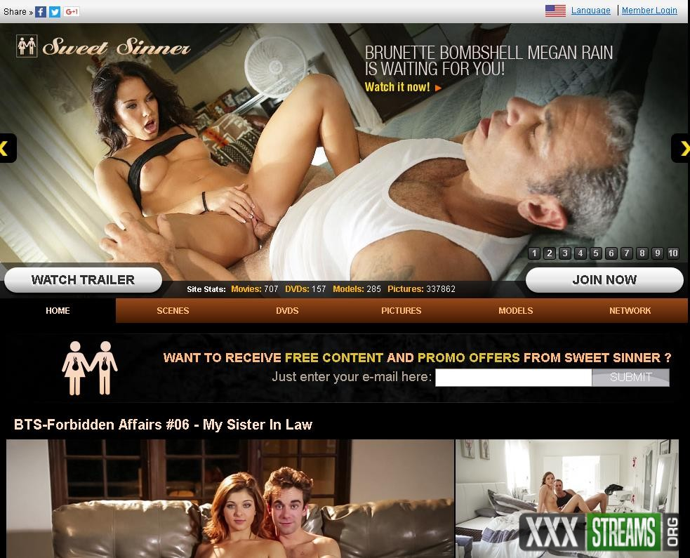 Sweetsinner.com – SiteRip