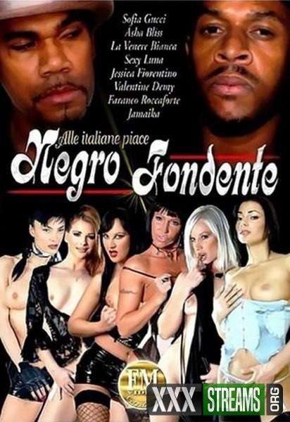 Alle Italiane Piace Negro Fondente