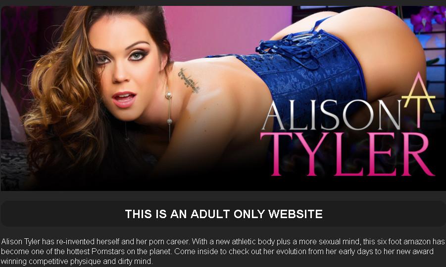 Alisontyler.puba SiteRip / Porn Stars / 119 vids