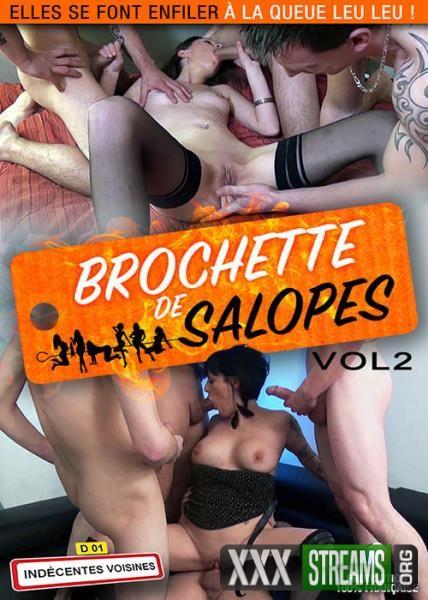 Brochette De Salopes (2016/WEBRip/HD)