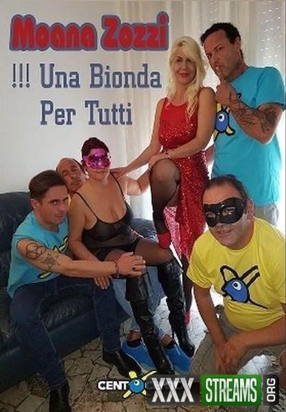 Moana Zozzi – Una bionda per tutti (2017/WEBRip/SD)
