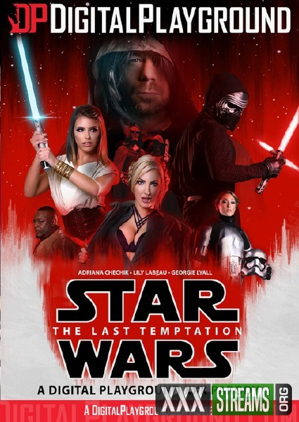 Star Wars The Last Temptation A DP XXX Parody (2017/WEBRip/SD)