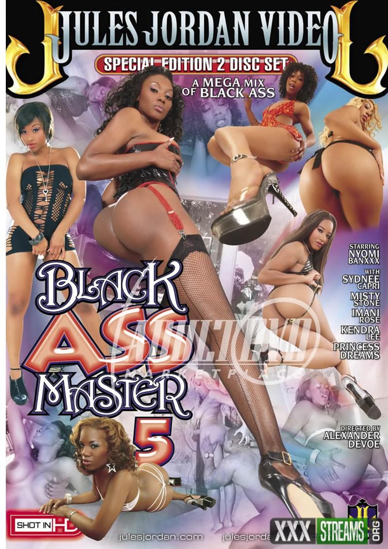 Black Ass Master 5