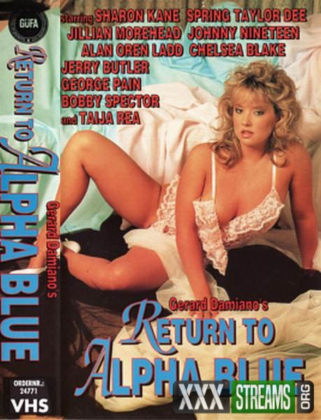 Return to Alpha Blue (1984/VHSRip)