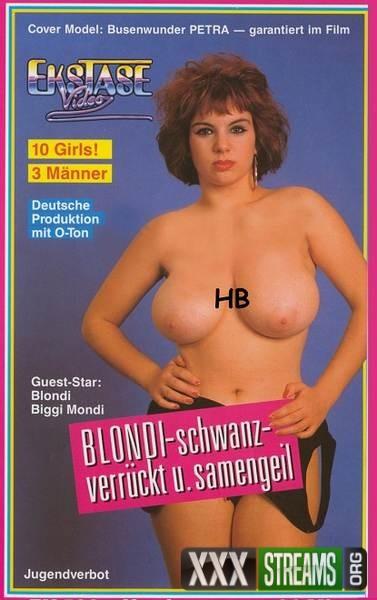 Blondi – Schwanzverruckt Und Samengeil (1990/VHSRip)