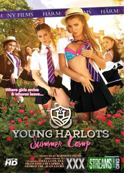 Young Harlots Summer Camp (2017/WEBRip/SD)
