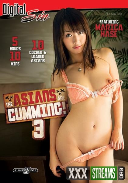 The Asians Are Cumming 3 (2017/DVDRip)