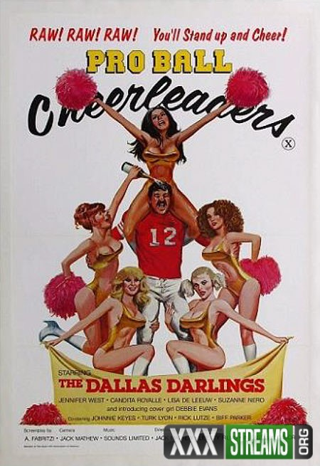 Pro-Ball Cheerleaders -1979-