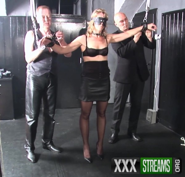 Marga - Spanking His Sex Slave Marga (2017/FunMovies.at/SD)