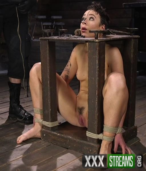 Lilith Luxe, The Pope - Pain Slut Lilith Luxe Cums Relentlessly from Torment and Rope Bondage! (HogTied/Kink/2017/SD)