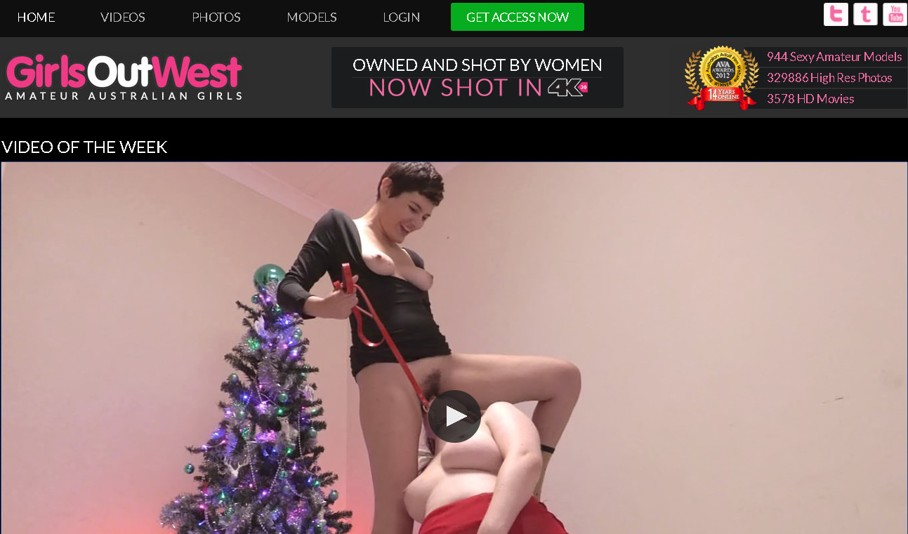 Girlsoutwest SiteRip / Hardcore Sex / 3457 vids
