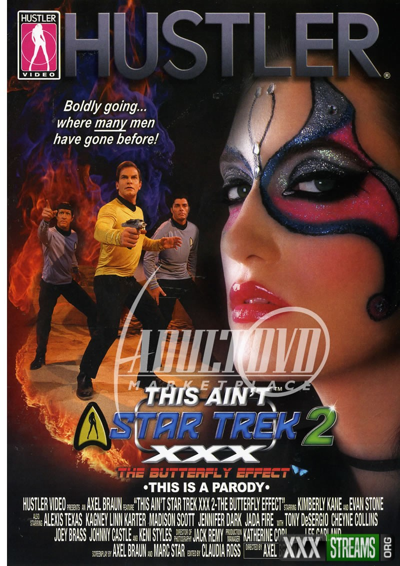 This Aint Star Trek 2 XXX This Is A Parody