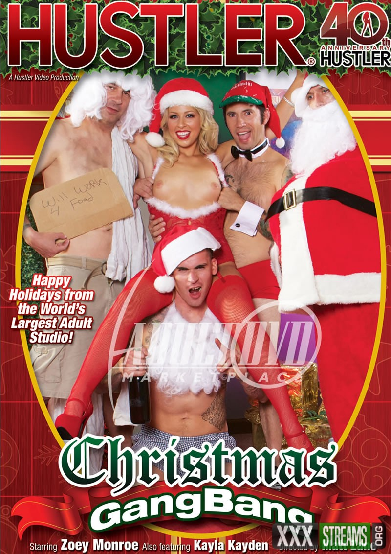 Christmas Gangbang