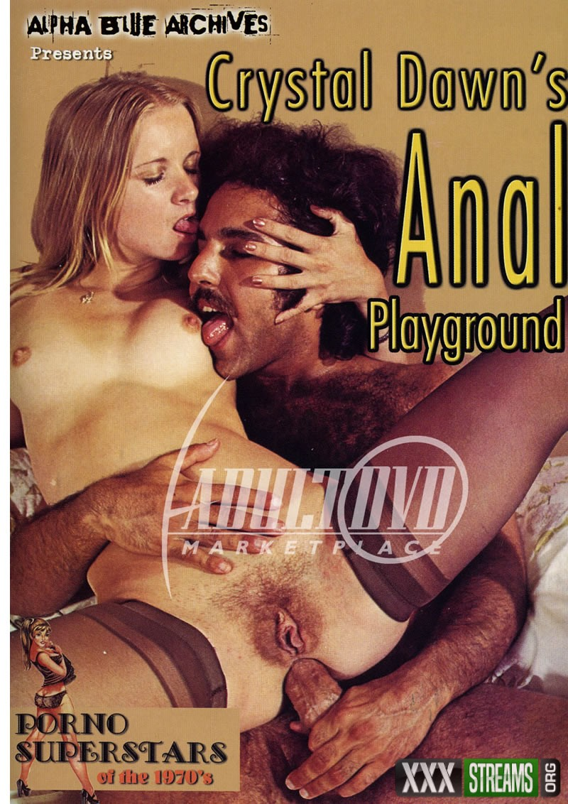 Crystal Dawns Anal Playground