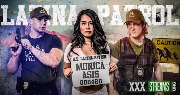 Monica Asis - Latina Patrol 9 (2017/LatinaPatrol/FetishNetwork/SD)