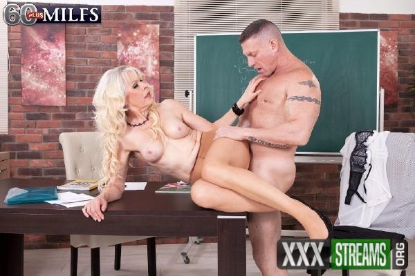 Lady S - Hot for teacher (2017/60PlusMilfs/PornMegaLoad/1080p)