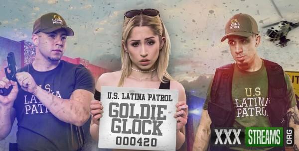 Goldie Glock - Latina Patrol (2017/LatinaPatrol/FetishNetwork/SD)