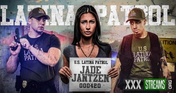Jade Jantzen - Latina Patrol (2017/LatinaPatrol/FetishNetwork/SD)