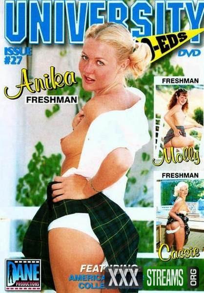 University Co-Eds 27 (2000/DVDRip)